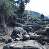 path to Gosainkunda near Singh Gompa, 3125m