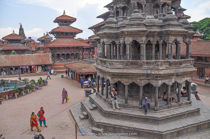 Kathmandu, Pantan city