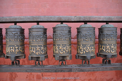 Swayambhunath Stupa (monkey temple)