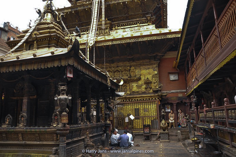Tthe Golden Temple, Pantan