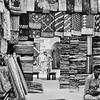 Boy in Shop Mirror #1a - Kathmandu, Nepal