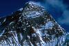 Mt Everest, Sagamatha,  The top several thousand feet of Mt Everest are marine sandstone from ancient seas. Kumbu, Nepal