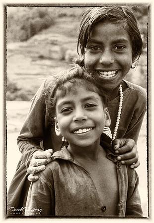 Young Children #3s - Kathmandu, Nepal