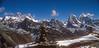 A climbers dream.  Kumbu,Himalaya  Nepal