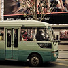 """The Bus Tour""<br /> Nanjing Road, Shanghai, China"