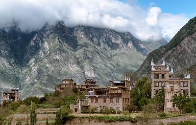 Zhonglu village