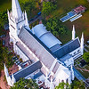 Singapore - Saint Andrew's Cathedral - 圣安德烈座堂 - Shèng Āndéliè Zuòtáng - Anglican cathedral in Singapore, the country's largest cathedral