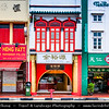 Singapore - Chinatown - Traditional Chinese quarters of town with lot of own charm - Niu Che Shui - 牛车水 - Kreta Ayer