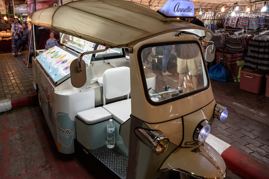 Annette Ice Cream Tuk-Tuk