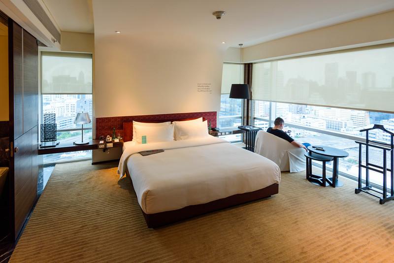 Avantec Suite, Le Méridien Bangkok
