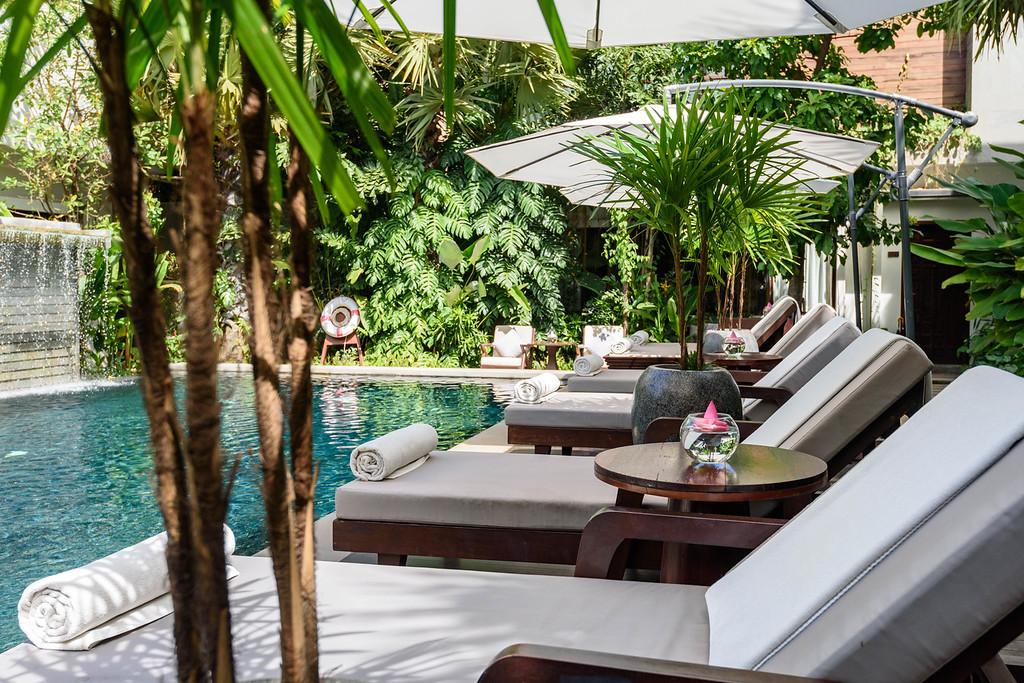 Pool, Jaya House River Park, Siem Reap