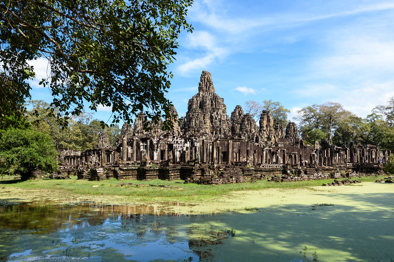 Prasat Bayon, Angkor Thom