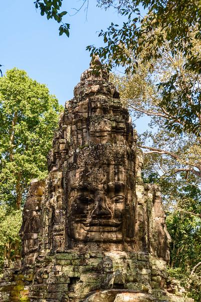 Victory Gate, Angkor Thom