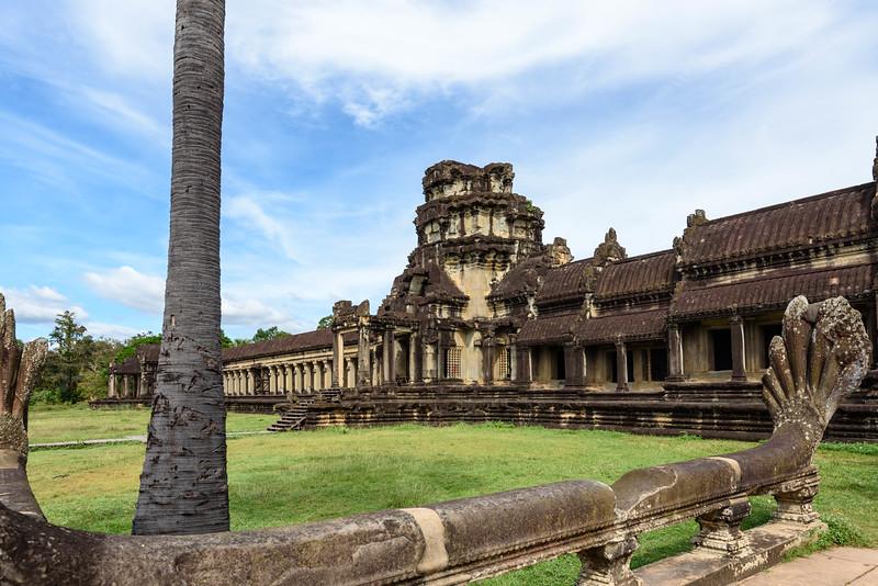 Angkor Wat Gateway