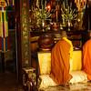 Monks,Tu Hieu Temple, Hue. Vietnam