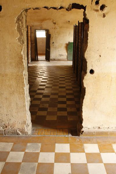 Khymer Rouge Prison,Phnom Pen, Cambodia