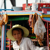 Floating village market, Tonle Sap, Cambodia