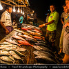 Asia - Sri Lanka - Ceylon - The Pearl of the Indian Ocean - Emerald Isle - Southern Province - Weligama - Fishing town on southern coast along the Indian Ocean