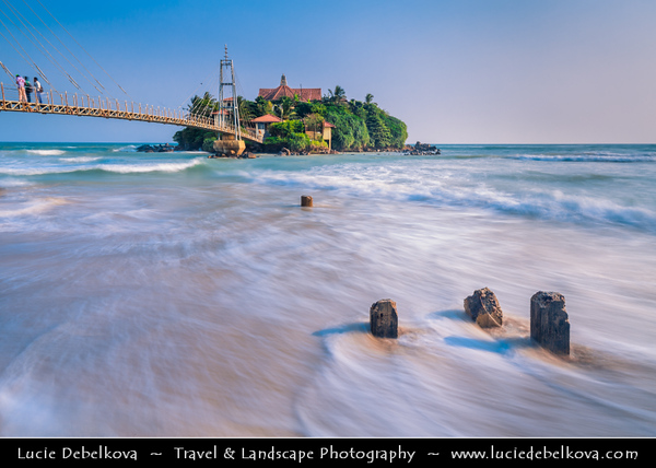 Asia - Sri Lanka - Ceylon - The Pearl of the Indian Ocean - Emerald Isle - Southern Province - Matara - Town on southern coast of Indian Ocean - Matara Parey Island