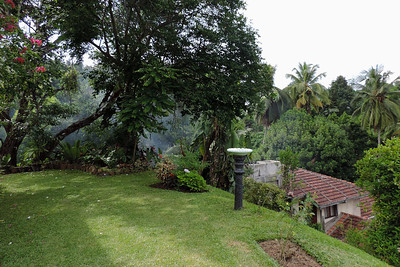 Kandy - The Royal Tourist Lodge Garden
