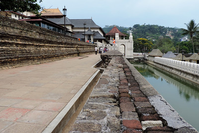Kandy - Moat Perspective