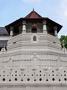 Kandy - The Temple of the Tooth Relic