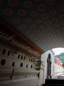 Kandy - Painted Ceiling
