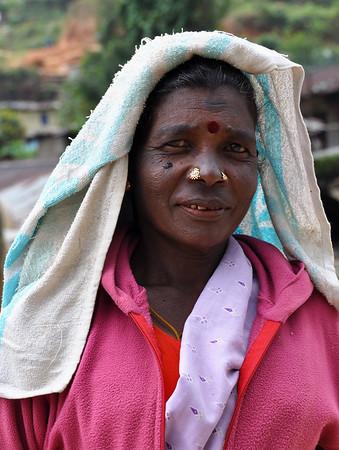 Nuwara Eliya - Sri Lankan Woman