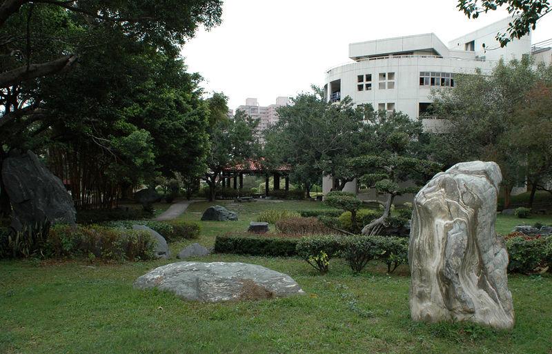 Tsing Hua university campus