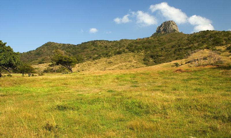 Da Chien Shan mountain in Kenting national park