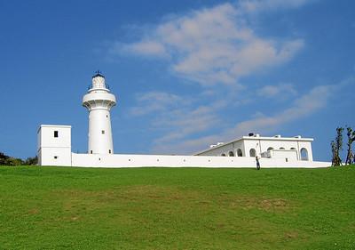 Eluanbi Lighthouse in Kending
