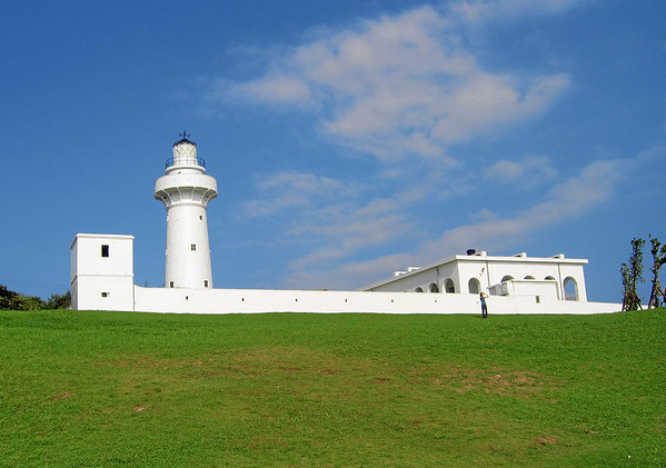 Eluanbi Lighthouse in Kending