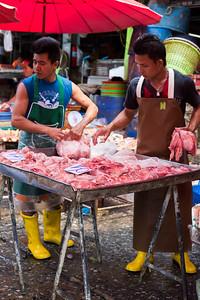 Bangkok Meat Market