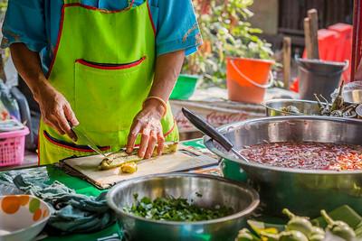 Thai Food Cooking