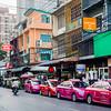 Taxis in Bangkok, Thailand