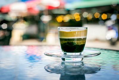 Espresso in Thailand