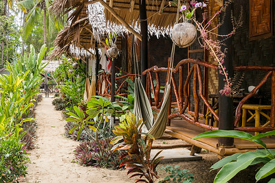 Ko Lanta beach house in Thailand