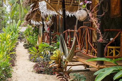 Ko Lanta beach house in Thailand
