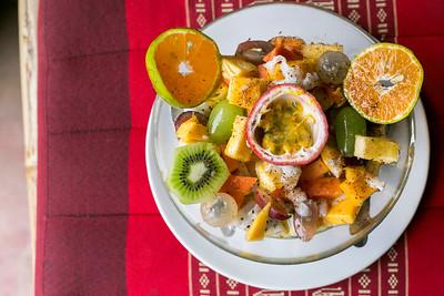 Fruit Bowl in Thailand