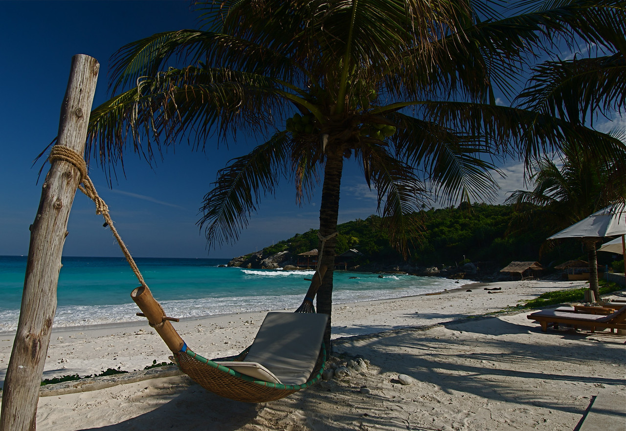 Beach at Racha