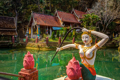 Goddess of Water,  Chiang Dao