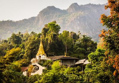Monastery, Chiang Dao
