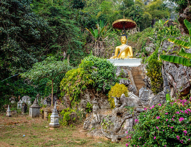 Buddha, Shrines, Sculptures,  Chiang Dao