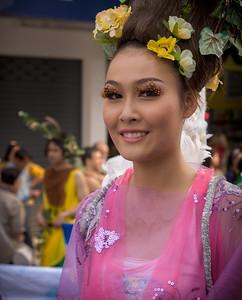 Eyelashes!, Flower Festival