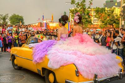 Parade Queens, Flower Festival