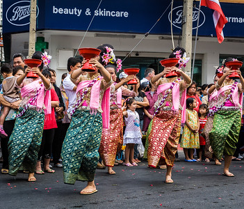 Dancing in the Streets, Flower Festival