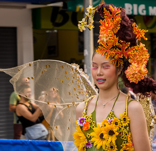 Big Hair!, Flower Festival