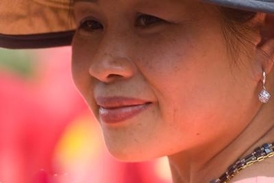 Lan Na Portrait, Flower Festival