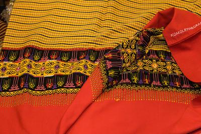 Discontinuous Weft, Textiles, Phrae