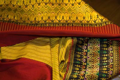 Continuous Weft, Textiles, Phrae